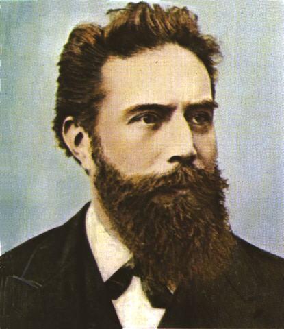 Wilhelm C. Roentgen (Germany)