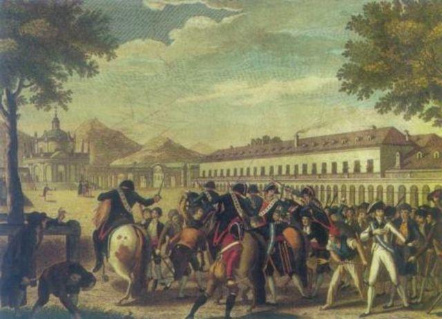 Napoleón y su Invasión