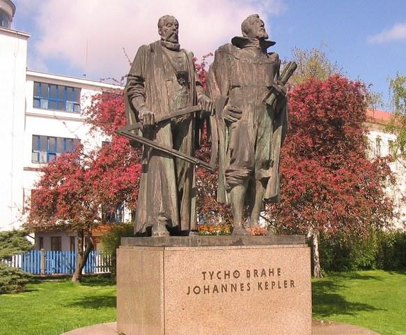 Tycho brahe: johanes kepler