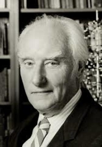 Nacimiento de Francis Crick