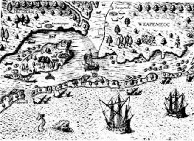 The Roanoke Colonization Attempt
