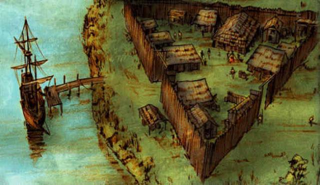 Jamestown Establishment