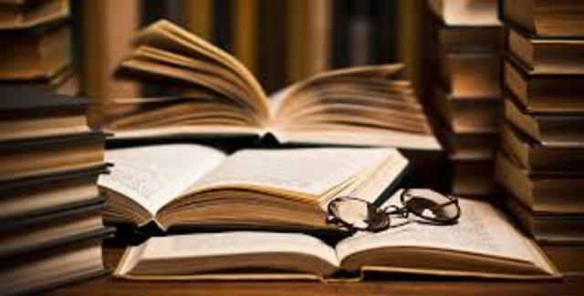 Primeros ejercicios literarios