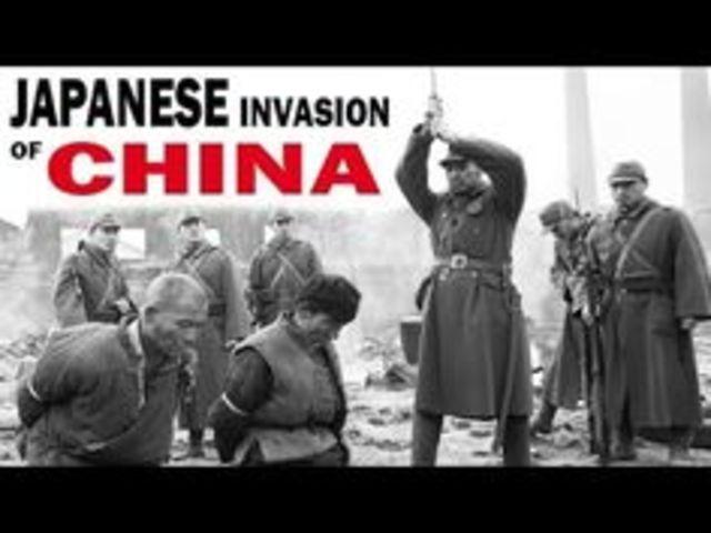 Japanse invasion of China