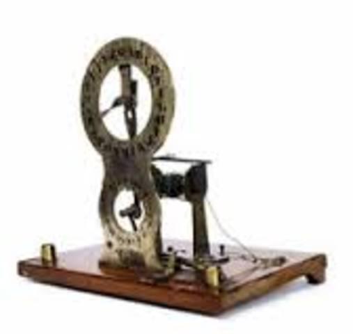 Primera transmisión inalambrica de Marconi
