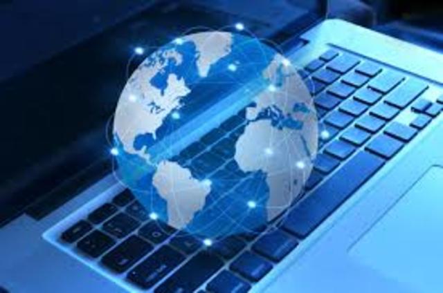 Se asigna el nombre de Internet a las computadoras conectadas