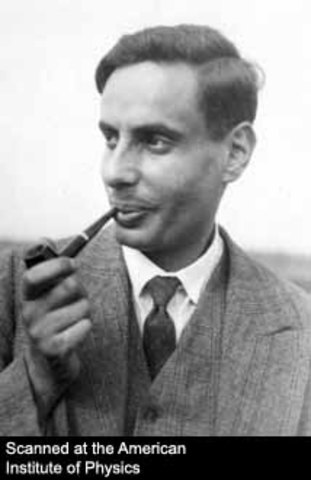 Walter Maurice Elsasser (Germany)