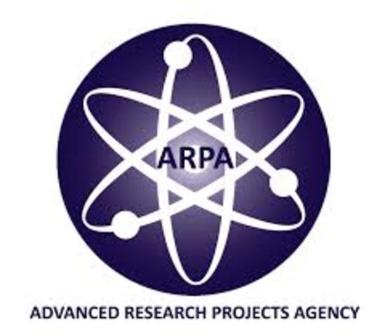 El departamento de Defenza de USA crea ARPA