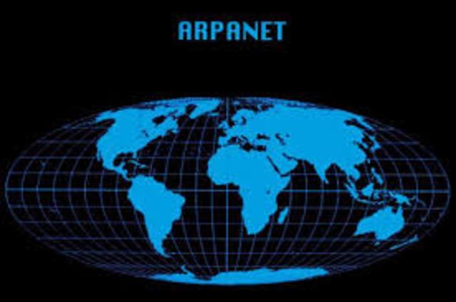 BBN abre Telnet, la primera version comercial de la res ARPANET