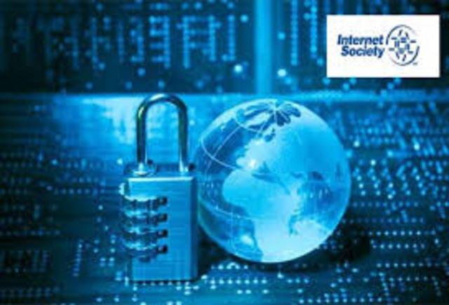 Se organiza la Internet Society (ISOC). La cantidad de hosts de Internet supera el millon.