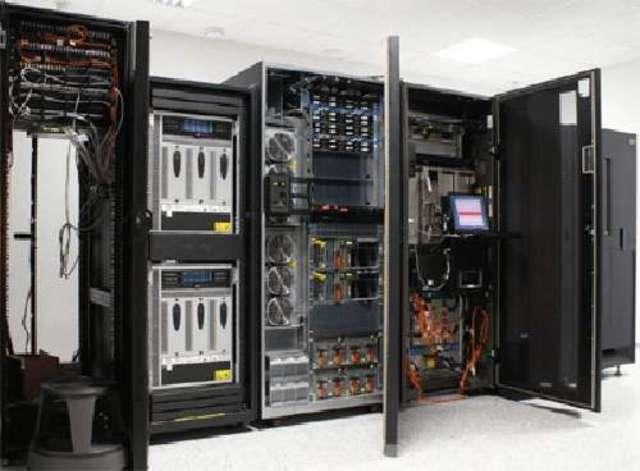 Introducción de las Computadoras Mainframe
