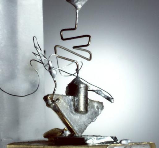invencion del transistor de estado solido
