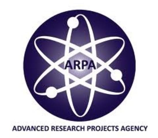 El departamento de Defensa de los EEUU crea ARPA