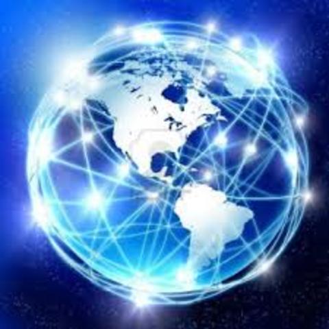 Internet abarca todo el planeta