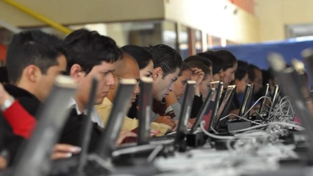 LA CANTIDAD DE USUARIOS DE INTERNET SE DUPLICAN CADA 6 MESES