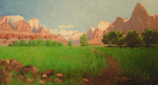 Zion becomes famous 1904