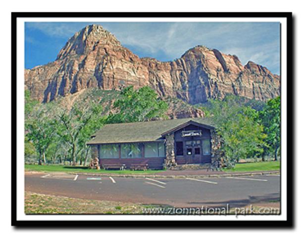 Zion's Nature Center is built 1943
