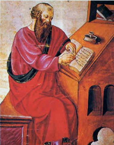 Aristóteles (384 a.C.-322 a.C, Grecia)