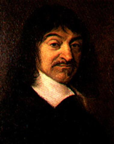 René Descartes (1596 a 1650, Francia)