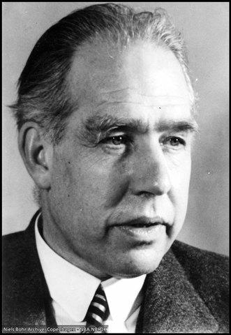 Niels Bohr (1885 a 1962, Dinamarca)