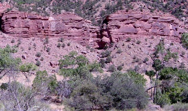 Moenave and Kayenta formations (Lower Jurassic)