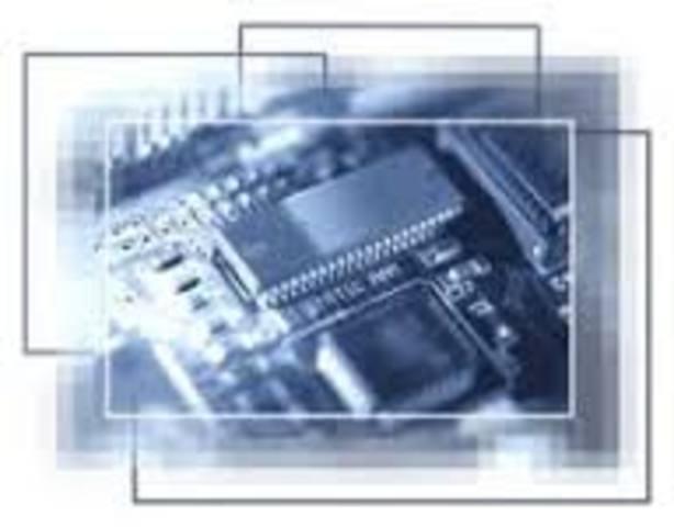 Uso generalizado de circuitos digitales integrados; advencimiento de las PC locales