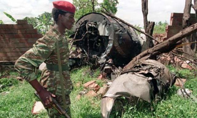 Killing of Habyarimana