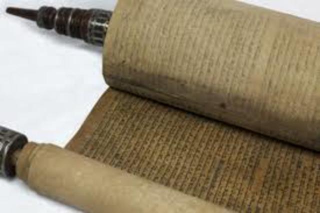 Redacción del documento en la antiguedad