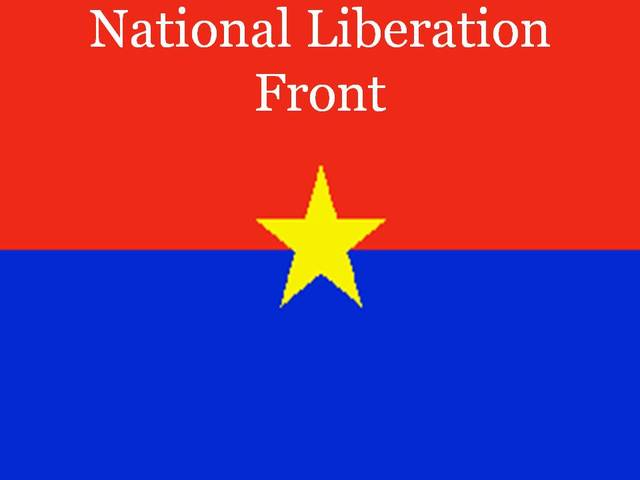 National Liberation Front (NLF) Formed