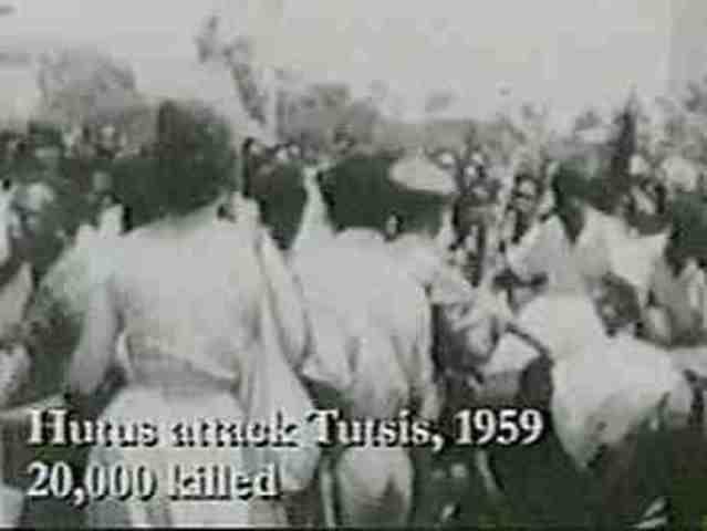 First Hutu Revolution