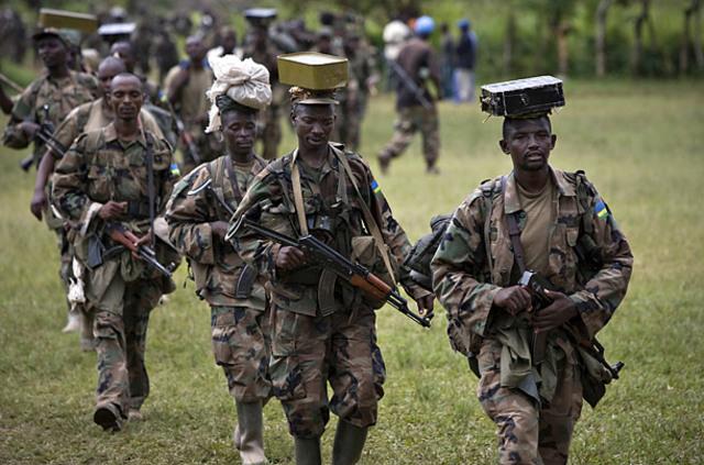 Hutu Extremist Begin Rebellion