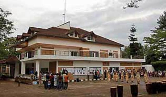 RPF Takes Control of Presidential Palace