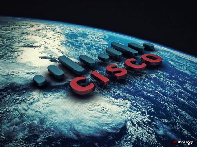 Cisco alcanza el 70% de las ventas a través de internet.Se lanzan academias de Networking