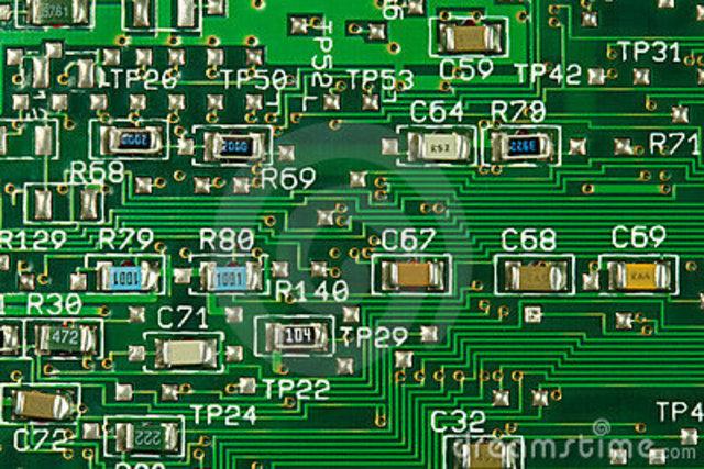 Invención de circuitos integrados