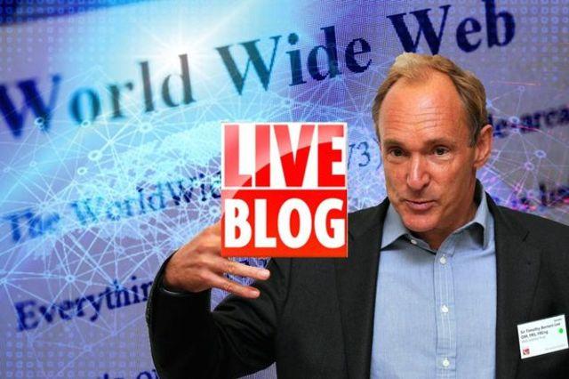 Se crea la World Wide Web. Tim Berners Lee desarrolla el código para WWW