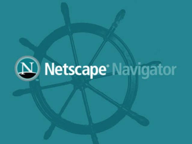 Web Netscape Navigator