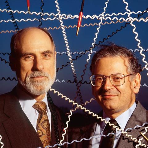 Robert Kahn  Vinton Cerf transforman TCP/IP