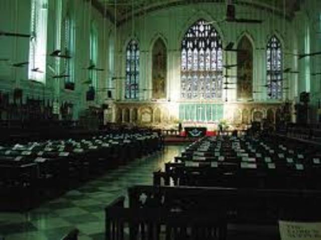 Est. Anglican Church