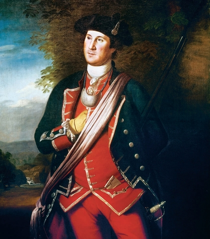 George Washington kills a French Ambassador