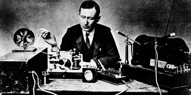 inalámbrica de Marconi