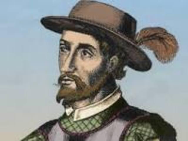 Ponce de lion voyage