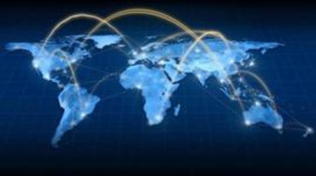 La cantidad de hosts de Internet supera los 10 millones, la Internet abarca a todo el planeta.