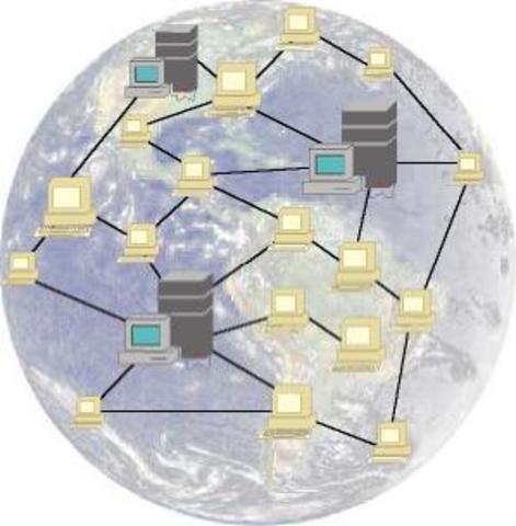 Internet un cojunto de redes interconectadas