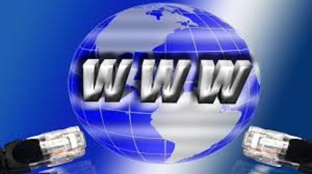 Creación de World Wide Web (www)
