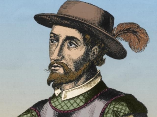 Ponce de Leon Explores Florida
