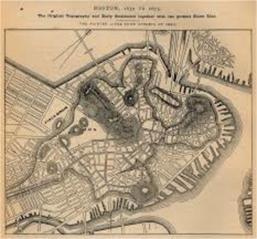 Massachusets Bay Colony
