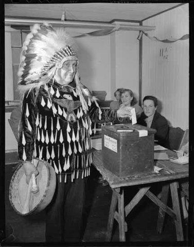 Aboriginal Right to Universal Suffrage