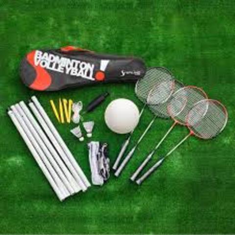 Badminton Garden Party