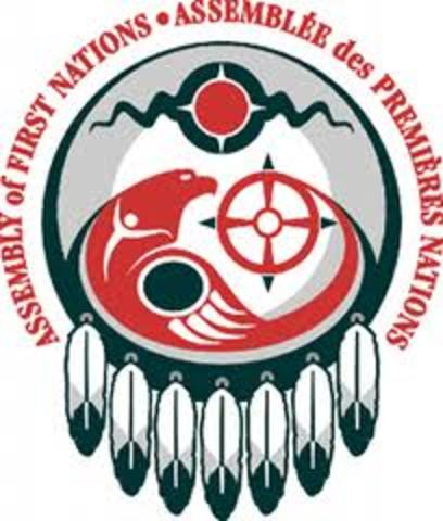 Forming the Assembly of the First Nations