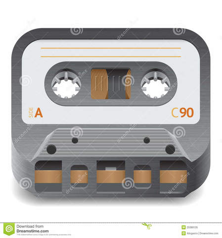 Casset de Grabación